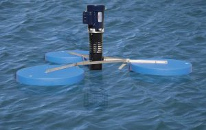 Floating Aerator